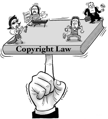 music copyright laws